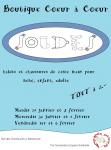 Soldes Janvier & Février